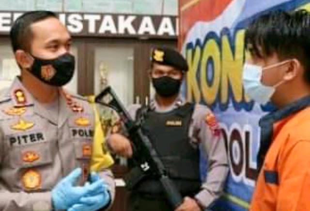 Polisi tangkap seorang pemuda di Sruweng,