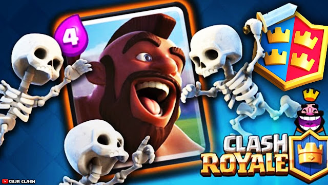 Clan Battle - Clash Royale