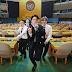 شاهد فرقة BTS الكورية تغنّي في قاعة الجمعية العامة للأمم المتحدة