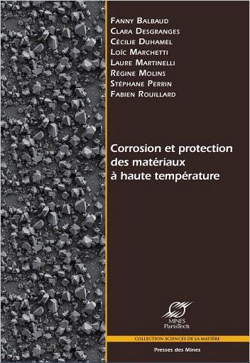 Corrosion et protection des matériaux a haute température