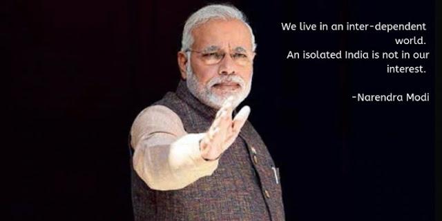 Narendra Modi Quote