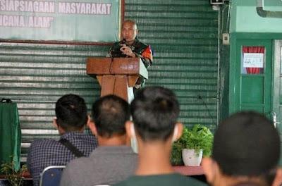 Dandim 0101/Aceh Besar minta Seluruh Masyarakat Bisa Jadi Duka Aksi Prokes di Lingkungan Tempat Tinggalnya