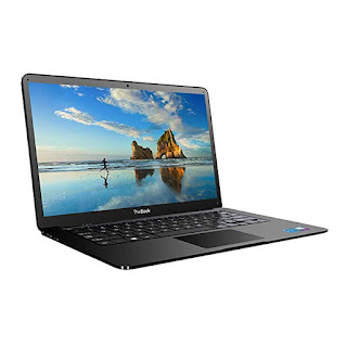 "RDP ThinBook 1450 Laptop (Intel 1.92GHz Quad Core/2GB RAM/32GB Storage, Additional HDD Slot/14.1"" with Thin Bezel/Windows 10) by RDP"