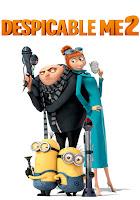 Despicable Me 2 (2013) Dual Audio Hindi 720p BluRay
