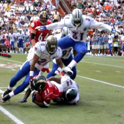 Estudo mostra o vínculo entre NFL e doença neurodegenerativa
