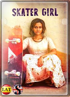 Chica Skater (2021) WEB-DL 720P LATINO/INGLES