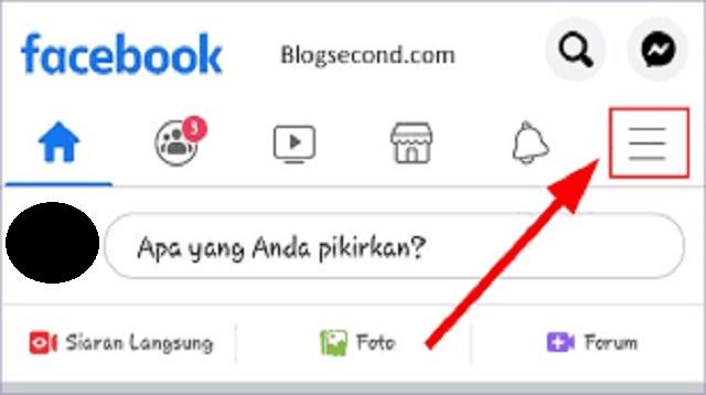 Cara Mengubah Bahasa di FB