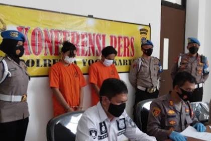 2 Muncikari Prostitusi Online Anak Di Yogya Ditangkap