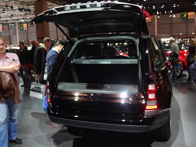 2013 Range Rover 4 rear