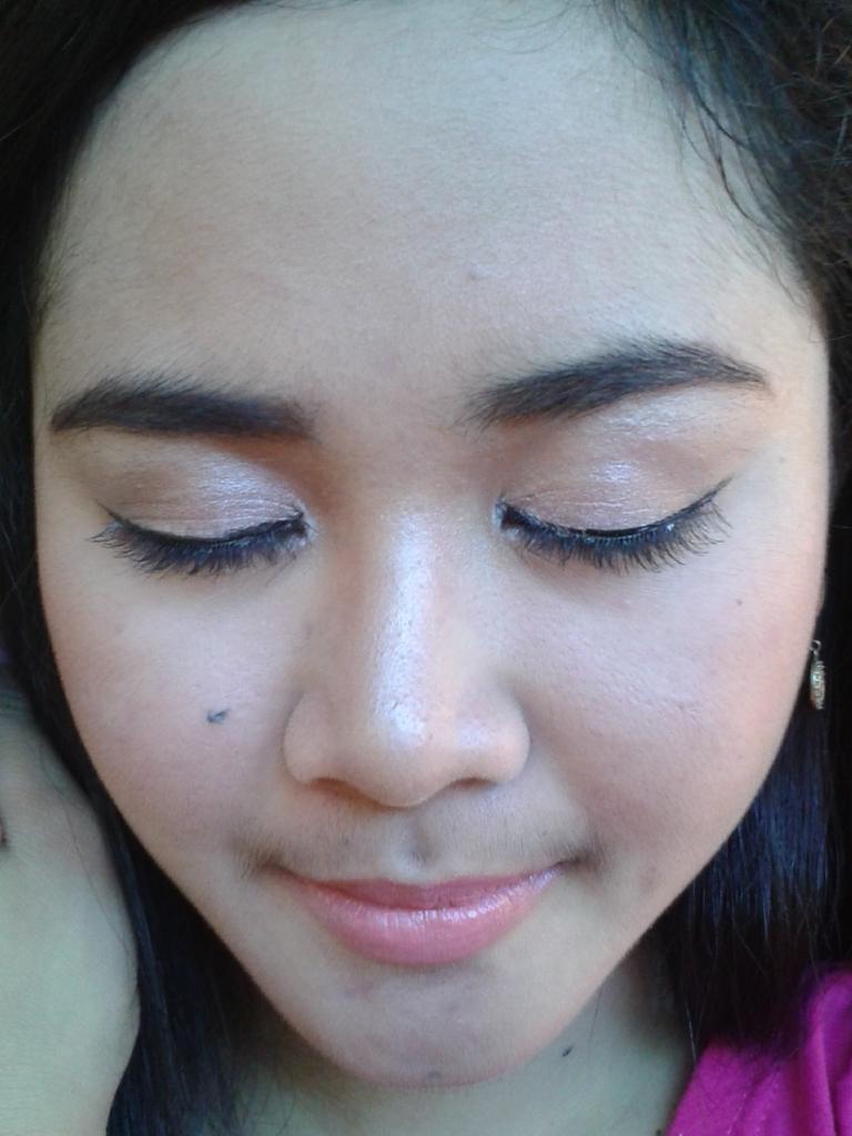 REVIEW Amp Natural MakeUp Look Viva Lipstick 15