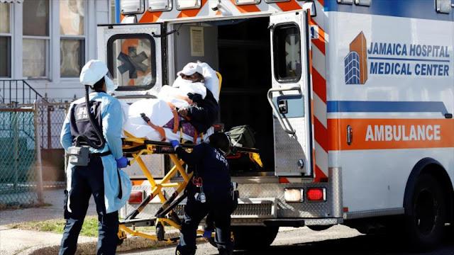 """""""Coronavirus ha matado a más estadounidenses que ataques del 11-S"""""""