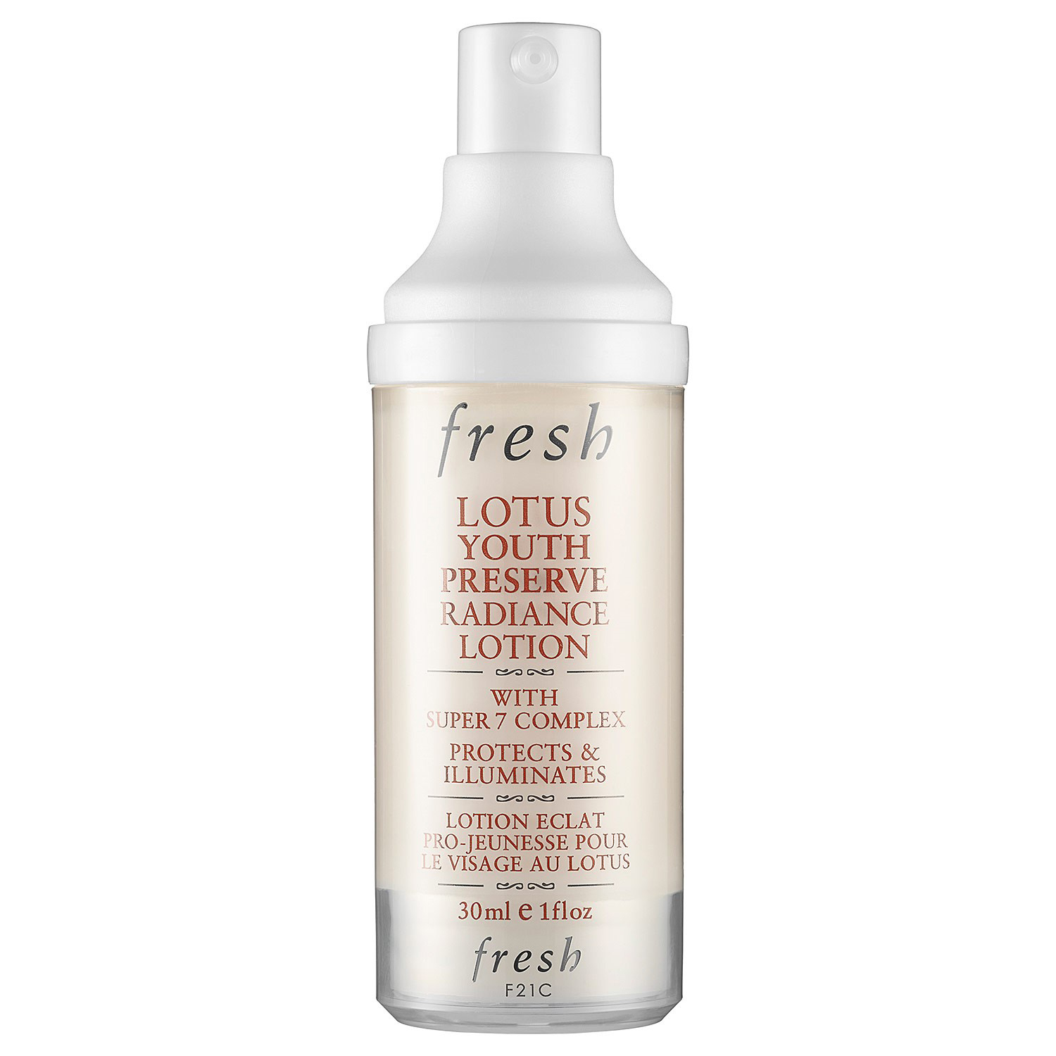 Radiance Youth Lotion Lotus Preserve