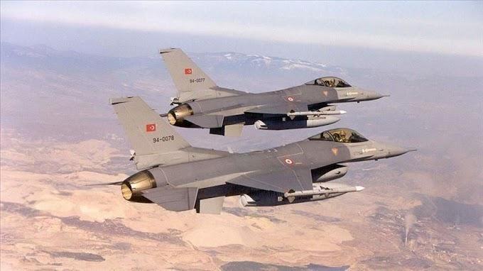 Μπαράζ τουρκικών υπερπτήσεων στον Έβρο