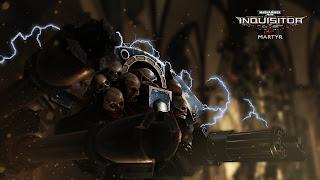 Warhammer 40000: Inquisitor Martyr Desktop Background
