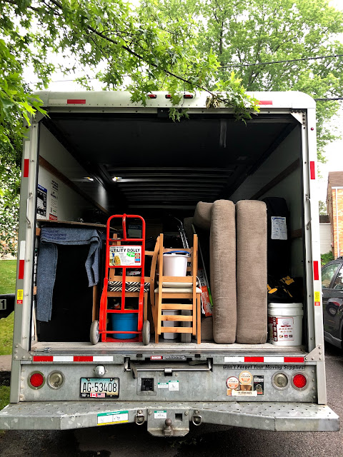 moving states tips