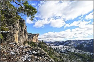 El Picayo (Arcos De La Sierra). Fotografía de Javier López Arcas