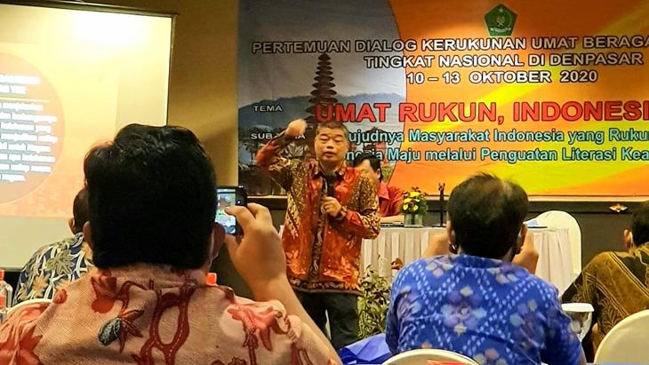 Alasan Kasus Intoleransi Masih Marak Terjadi di Indonesia Menurut Romo Benny