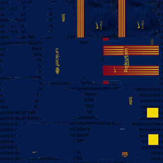 Nike FC Barcelona 20/21, Dream League Soccer Kit 2020