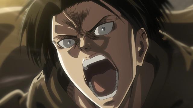 الحلقة الأولى من Shingeki no Kyojin S3 مترجمة