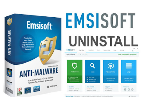 How to uninstall Emsisoft anti Malware