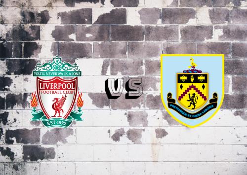 Liverpool vs Burnley  Resumen y Partido Completo
