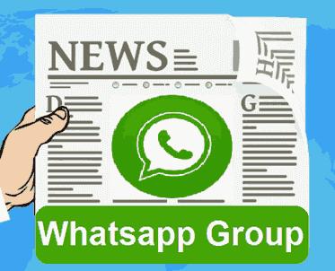 Daily newspaper whatsapp group link