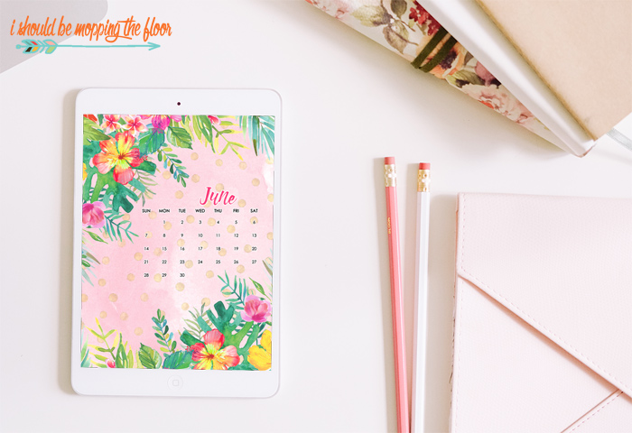 Free Calendars for iPads
