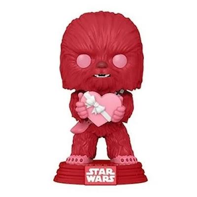Star Wars Valentine's Day Pop! Vinyl Figures by Funko