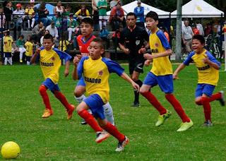 Final de la Copa América Sub–13