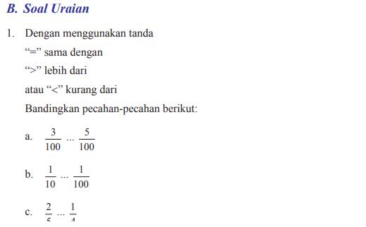 Jawaban Esai Ayo Kita Berlatih 1 4 Halaman 48 Mtk Kelas 7 Bilangan Bastechinfo