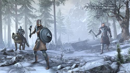 Skyrim is back in Elder Scrolls Online annual event