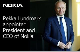 Rajeev Suri steps down as CEO of Nokia, Pekka Lundmar to take over