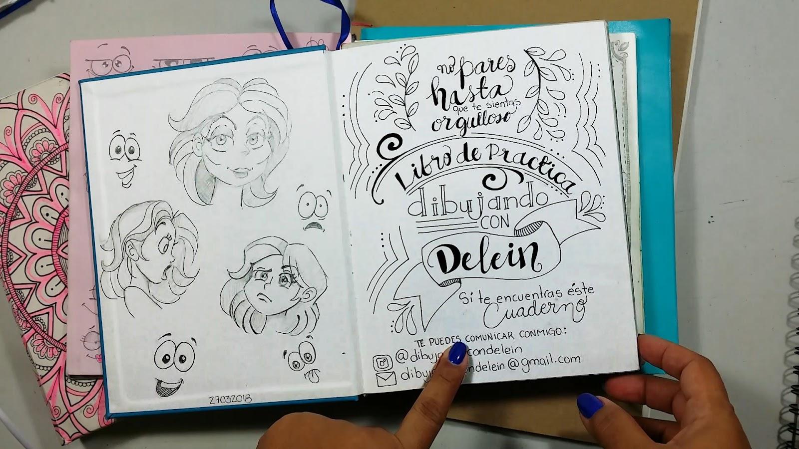 Madeheart Cuaderno De Dibujo Libreta Para Dibujar Hecho: Hablemos De Sketchbook, 10 Tips Para Comenzar Con Tu