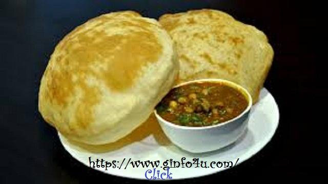 bhature recipe-bhatura recipe-How to make chole bhature recipe-Ginfo4u