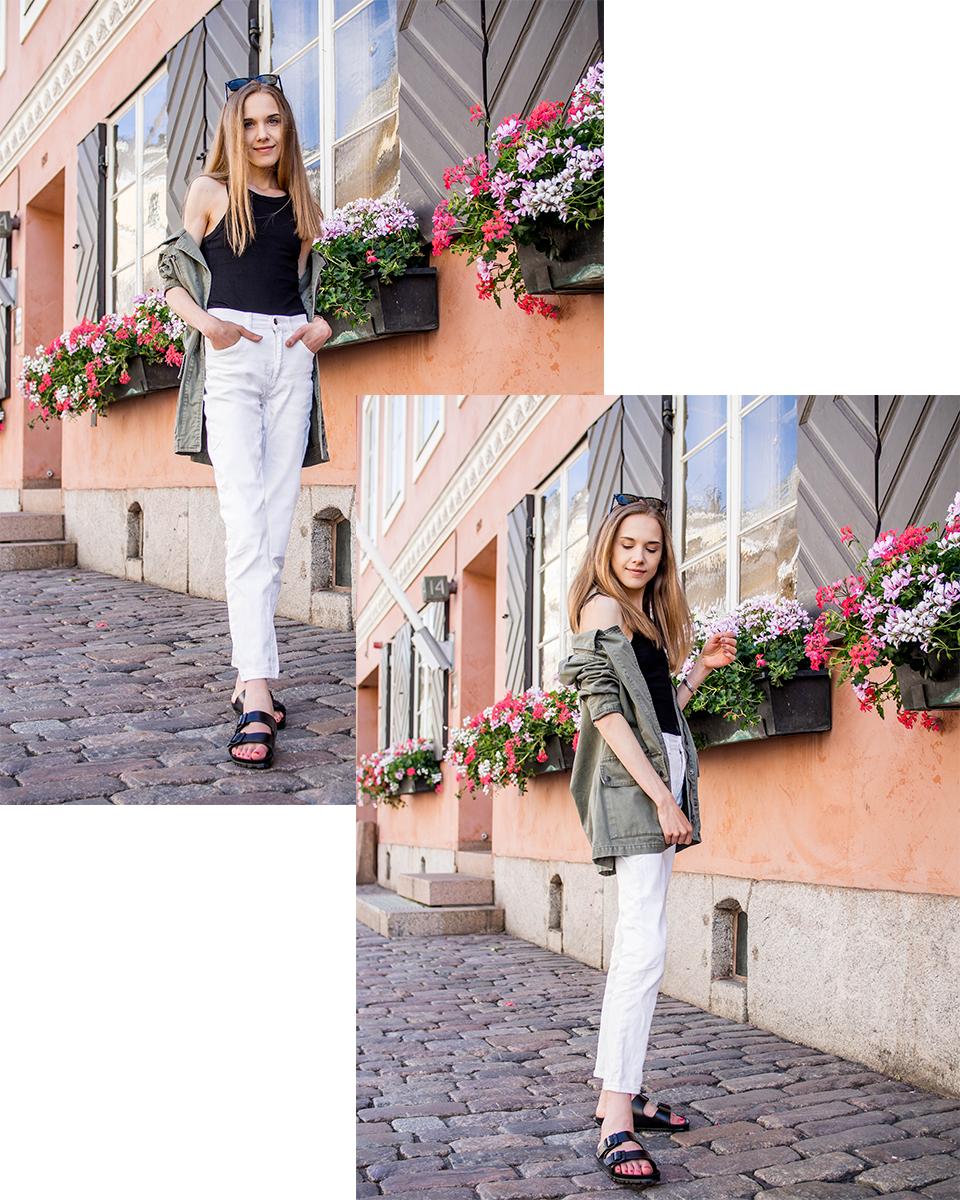 4 stylish summer jacket - Neljä tyylikästä takkia kesään