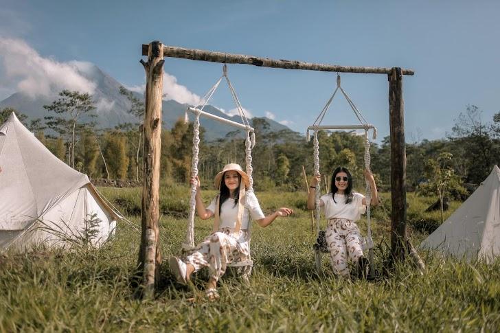Wisata Akhir Tahun, Sejumlah Destinasi Aman Berlatar Merapi Bersiap Sambut Wisatawan