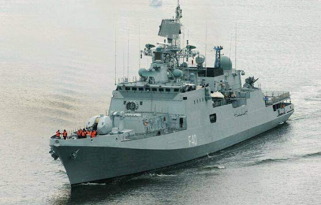 Vietnam shows interest in Russia's Projects 11356 and 22356 Frigates