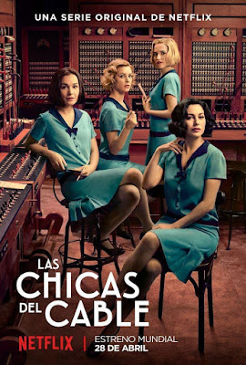 Las chicas del cable (TV Series) |S4| |2019| |DVD| |NTSC| |Custom| |Castellano|