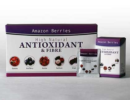 Amazon Berries Obat Asam urat yang ampuh