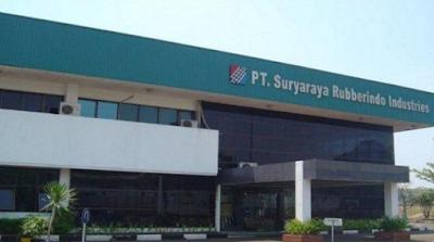 Lowongan Kerja Operator Produksi PT Suryaraya Rubberindo Industries Bogor