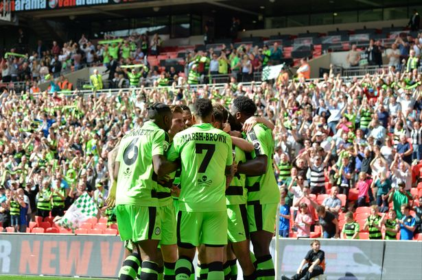 Forest Green Rovers vs Coventry 1h00 ngày 9/10 www.nhandinhbongdaso.net