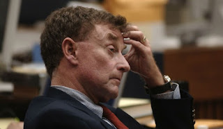 Michael Peterson in court