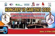 Kongres FSB Garteks VI TA.2020, akan Dihadiri Director ILO Indonesia, CNV International dan Forkopimda