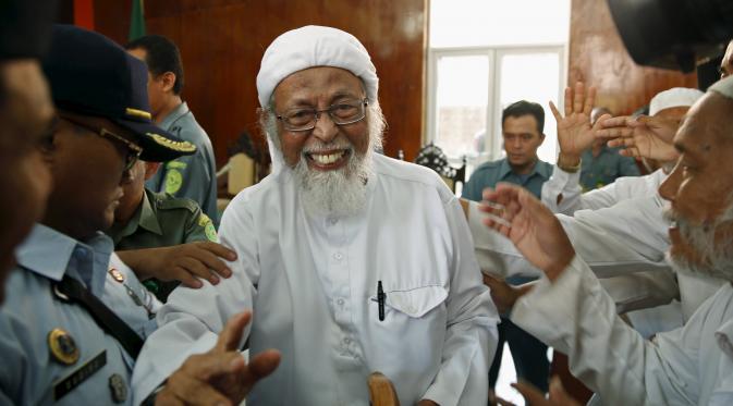 Sikap Ormas Islam Atas Pembebasan Ustaz Ba'asyir