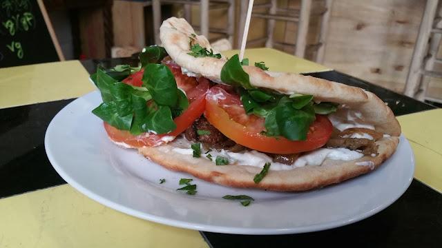 Armonia restaurant Barcelone vegan végétalien