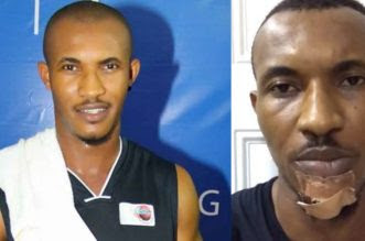 Police Beat Up Popular Actor Gideon Okeke In Lagos photo