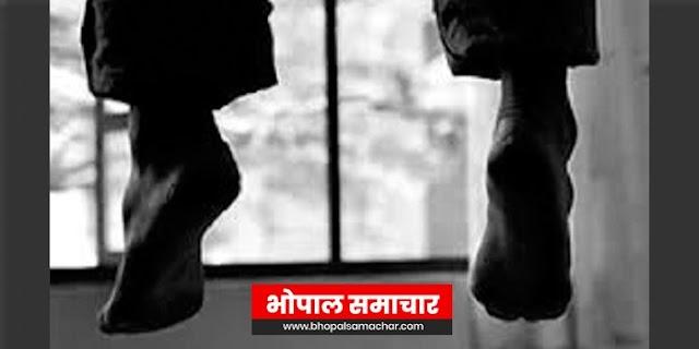 कर्नाटक के युवक ने जबलपुर आकर आत्महत्या की   JABALPUR NEWS