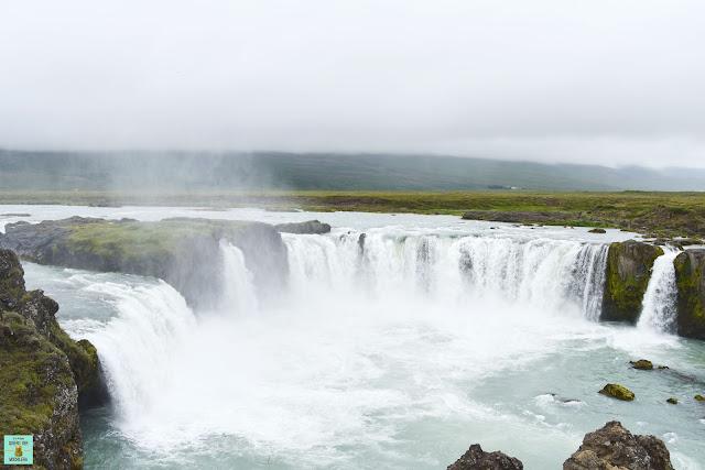 Godafoss en Islandia