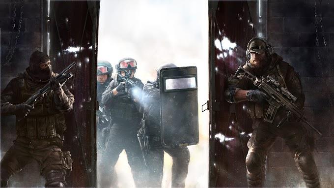 Polícia SWAT para Plano de Fundo