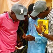 Poet in Nigeria